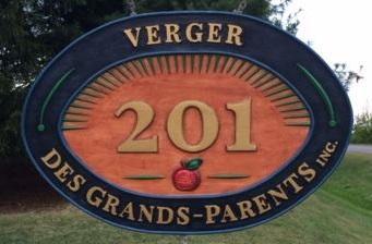 Le Verger Parents - Pommes Marquées