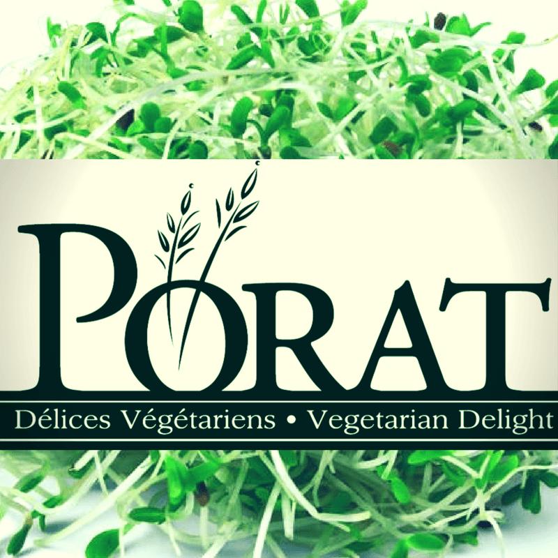 Aliments Porat - Délices Végétariens