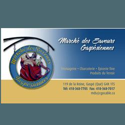 Le Marché des Saveurs Gaspésiennes