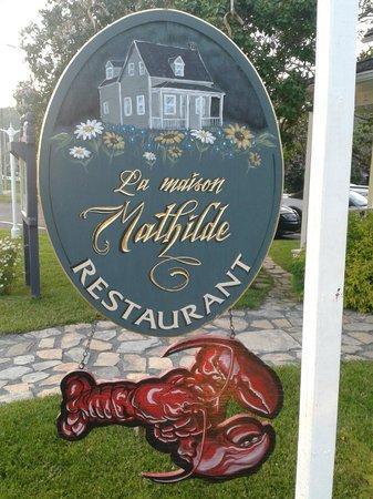 La maison de Mathilde - Restaurant