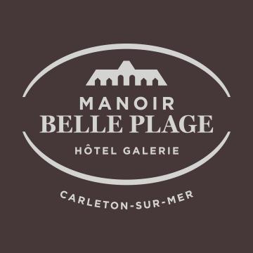 Le Courlieu du Manoir belle plage - Restaurant