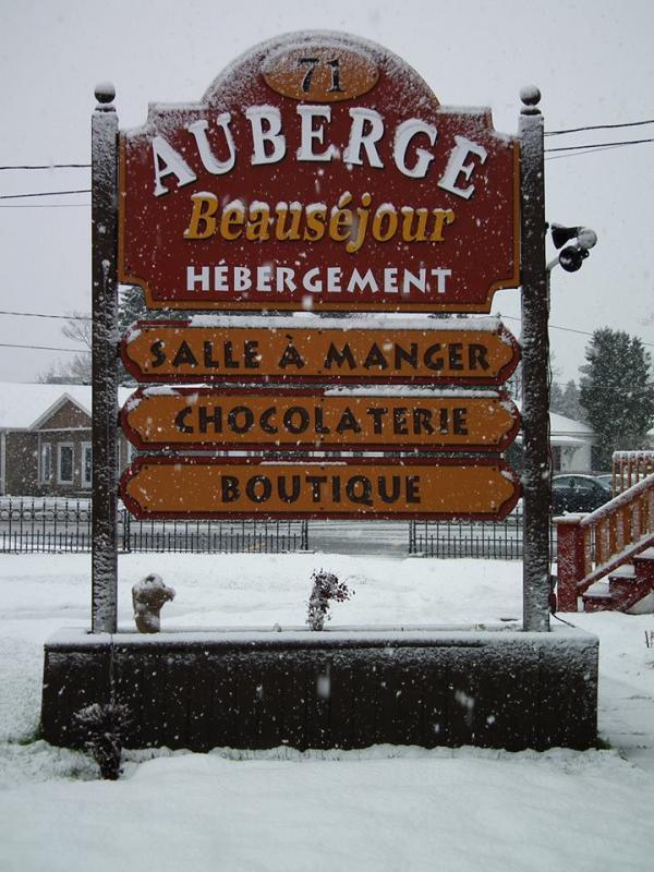 Restaurant de l'Auberge Beauséjour