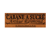 Cabane à sucre Arthur Raymond