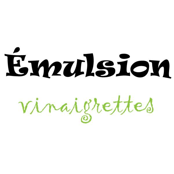 Émulsion vinaigrettes