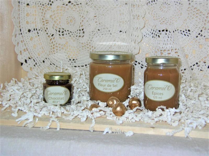 Caramelo et Sucre d Orge