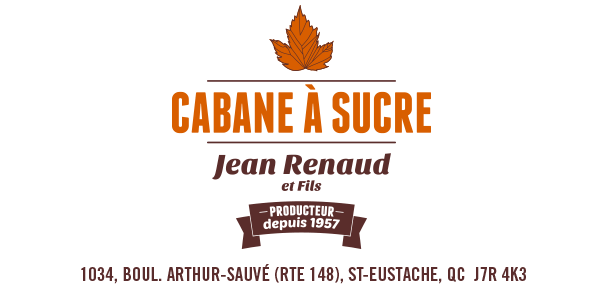 Cabane à sucre Jean Renaud & fils