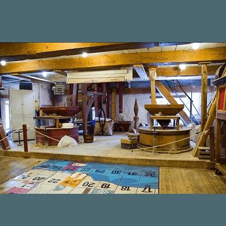 Moulin Légaré - Corporation