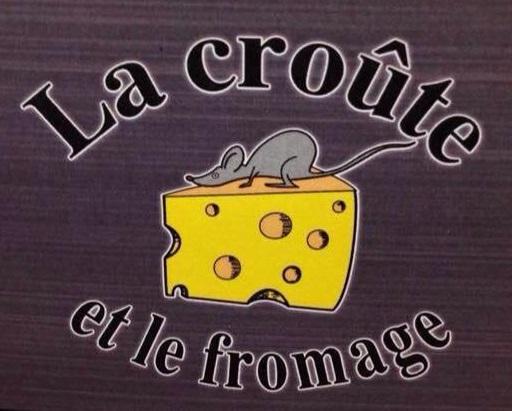 La Croûte et le fromage